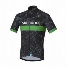 SHIMANO ( シマノ ) チームジャージ ブラック S