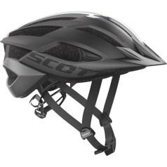 【ワイズロードオンライン限定特価】SCOTT ( スコット ) ヘルメット HELMET ARX MTB PLUS ブラック L☆ほかのサイズもございます