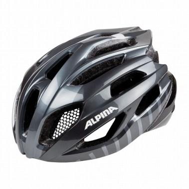 ALPINA ( アルピナ ) ヘルメット FEDAIA ( フェダイア ) チタニウム / ブラック 58-62