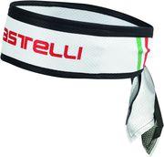 CASTELLI ( カステリ ) 帽子・ヘッドバンド CASTELLI HEADBAND ( カステリ ヘッドバンド ) 001 ホワイト UNI