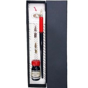 EDA751007-Πένα Κονδυλοφόρος με μελάνι στυλ αντίκα Francesco Rubinato 7092 | Online 4u Shop