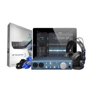 EXM205016-01 PreSonus AudioBox iTwo Studio Recording Kit