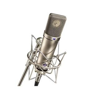 EXM205038-01 Πυκνωτικό μικρόφωνο Neumann U-87-Ai-Studio-Set
