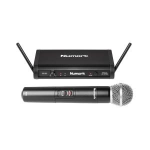 EXM005021-01 Ασύρματο σετ μικροφώνου Numark WS-100