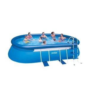 HGP552018-01 Φουσκωτή πισίνα Intex Oval Frame 28192
