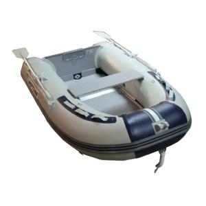 HAN958002 Φουσκωτή βάρκα με ξύλινο δάπεδο neptune 02200 230m