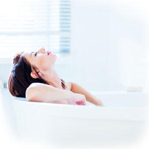 φίλτρα νερού μπάνιου