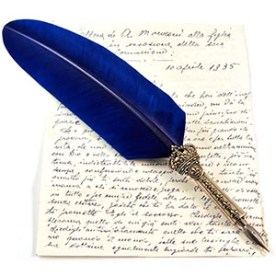 πένες γραφής με φτερό | Online 4U Shop