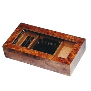EDK951045-Υγραντήρας 150 πούρων Lubinski Q618MP150 | Online 4U Shop
