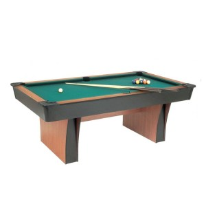 EXB057011-Τραπέζι Μπιλιάρδου Alexandra 7 Garlando 200x100cm | Online 4U Shop