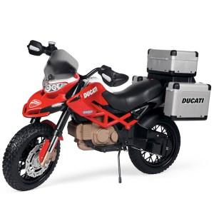 EXD759006-Ηλεκτροκίνητη Ducati enduro 12V IGMC0023 PegPerego | Online 4U Shop