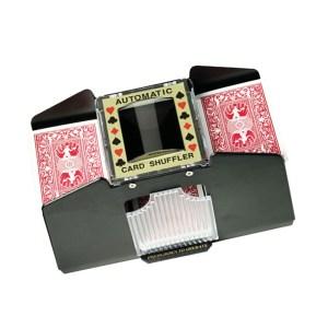 EDE908003-Ανακατευτήρας ηλεκτρονικός για 2 τράπουλες 108312 | Online 4U Shop