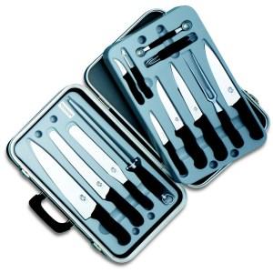 HGΟ705028-Βαλίτσα ΣΕΦ με 14 τεμάχια εργαλείων Victorinox 601156 | Online 4U Shop
