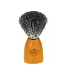 hba006014-3-Πινέλο ξυρίσματος με τρίχα ασβού Mühle Pinsel HJM81m   Online 4U Shop