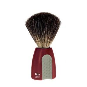 hba006015-4-Πινέλο ξυρίσματος με τρίχα ασβού Mühle Pinsel HJM181P8   Online 4U