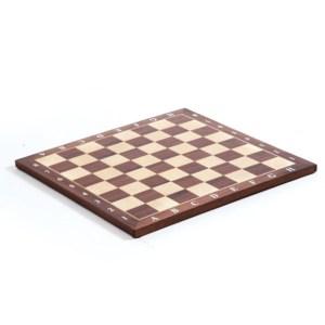 EDE854025-1-Σκακιέρα ξύλινη καρυδιά Modiano 804535 | Online 4U Shop