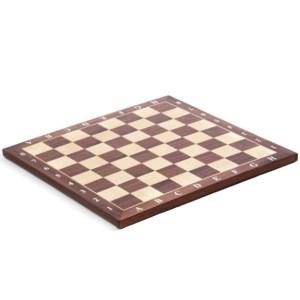 EDE854025-2-Σκακιέρα ξύλινη καρυδιά Modiano 804535 | Online 4U Shop