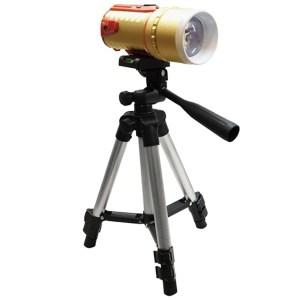 HGT950046-Καταδυτικός Φακός CreeLed με Τρίποδο GloboStar 07010 | Online 4U Shop