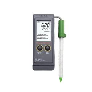 OM753016 Άμεσος μετρητής pH εδάφους HI99121