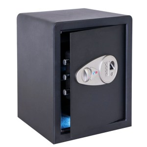 HGS958138-Χρηματοκιβώτιο Ασφαλείας με αποτύπωμα Tecna410 BTV | Online 4U Shop