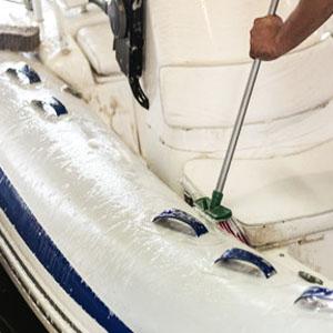 Προϊόντα καθαρισμού σκαφών