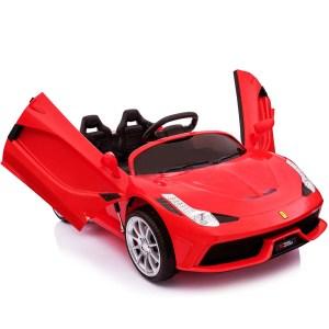 EXD750042-Ηλεκτροκίνητο FERRARI 488 12V SkorpionWheels 5246088 | Online4u Shop