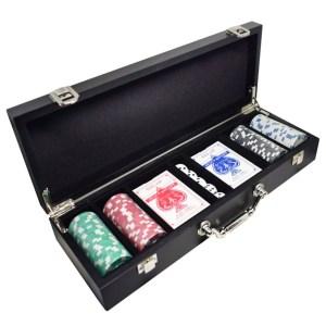 EDE905024-Ξύλινη βαλίτσα 100 Μάρκες & 2 Τράπουλες SuperGifts700200 | Online4u.Shop
