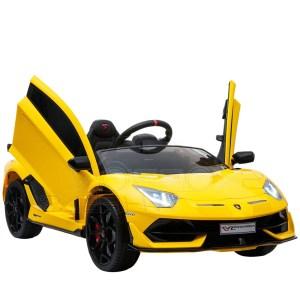 EXD750044-Lamborghini Aventador SVJ SkorpionWheels 52460671-κίτρινο | Online 4U