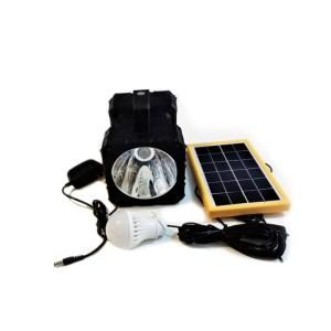 HGH303008-Διπλός Ηλιακός Φακός με USB και λαμπτήρα ΗΜ83555 | Online 4U Shop