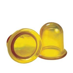 HB052011-Σετ 2 Βεντούζες μασάζ σώματος σιλικόνης 5X4cm | Online 4U Shop