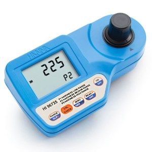 OM854004-Φωτόμετρο συνολικής σκληρότητας νερού HANNA HI96735  Online4uShop