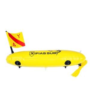 HAN206026-Σημαδούρα κατάδυσης Διπλού Θαλάμου Xifias 504 | Online 4U Shop