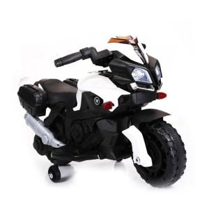 Ηλεκτροκίνητη παιδική μηχανή JC919-6V white OEM | Online 4U Shop