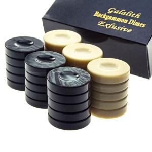 Πούλια από μαύρο Γαλάλιθο 6mm Manopoulos PG1bla | Online 4U Shop