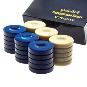 EDE098014-Πούλια από μπλε Γαλάλιθο 6mm Manopoulos PG1blu | Online 4U Shop