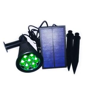 HGH309021-Hλιακός Προβολέας 7Led-RGB OEM HM21535 | Online 4U Shop