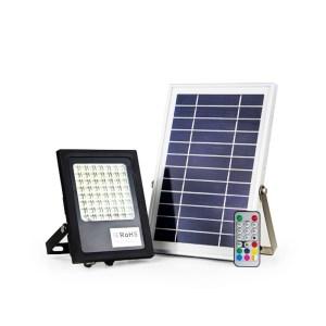 HGH309022-Ηλιακός Προβολέας 56 Led RGB ΟΕΜ ΗΜ21556 | Online 4U Shop