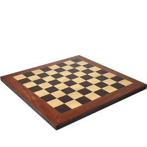 EDE098019-Σκακιέρα Έβενος Μαόνι 48 Χ 48 SuperGifts 445710 | Online4u Shop