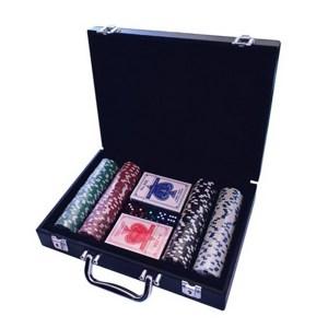 EDE905034-Βαλίτσα 200 Μάρκες, ζάρια, τράπουλες SuperGifts 700134 | Online4u.shop