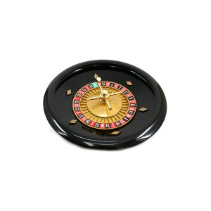 EDE808006-02 Ρουλέτα από βακελίτη Romagnoli 30cm με χρυσό