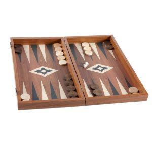 EDE900048 Τάβλι με ξύλο καρυδιάς TXL3KK Travel size