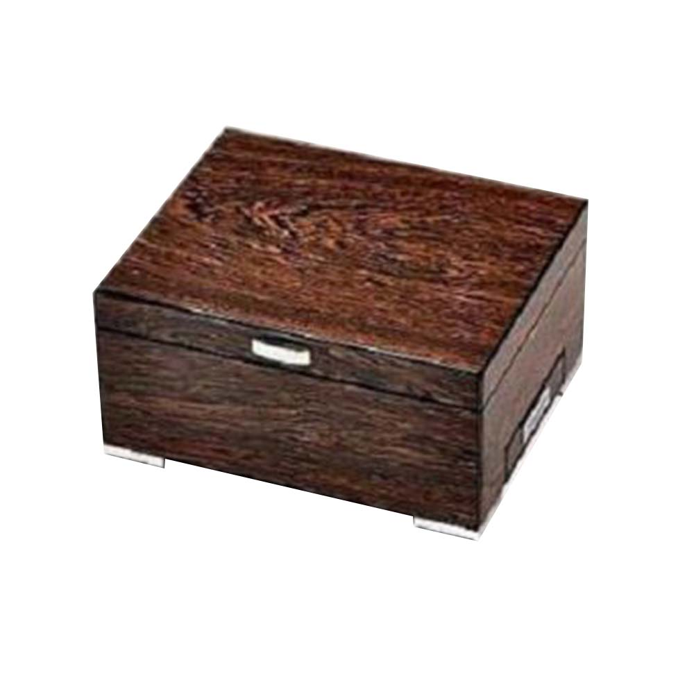 EDK951020-01 Υγραντήρας 60 πούρων από ξύλο καρυδιάς Lubinski Q255