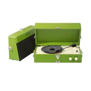 EXM750014-01 Ρετρό πικάπ Ricatech πράσινο RTT80