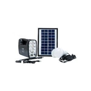 HAC850001-03 Αυτόνομο φωτοβολταϊκό σύστημα φωτισμού και φόρτισης με 2 Λάμπες LED
