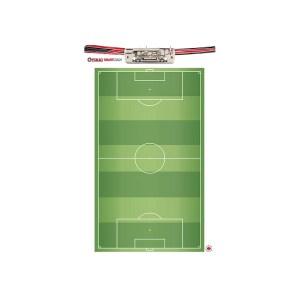 HAF204007 Fox40 coaching clipboard for football