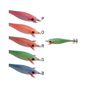HAP008016 Καλαμαριέρα DTD Flash Color Glavoc