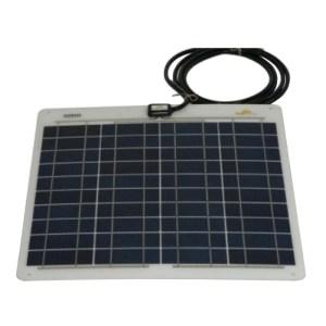 HGH307007-01 Εύκαμπτος Φωτοβολταικός Συλλέκτης Sunware 24W - 12V - 1,1A