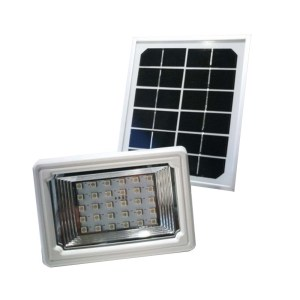 HGH309007-01 Ηλιακός προβολέας 30 LED RGB
