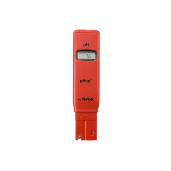 OM753007 Πεχάμετρο τσέπης HI98108 pHep®+