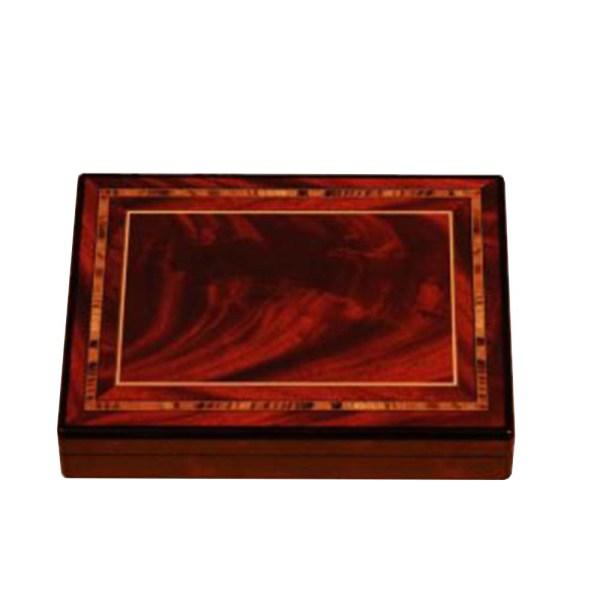 EDK951015 Υγραντήρας ξύλινος 30 πούρων Humidor PP0872Z1